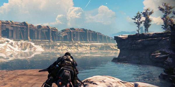 14 breathtaking skylines from #Destiny gameplay http://t.co/7o0FSOfKkT http://t.co/je7VjNJcN6