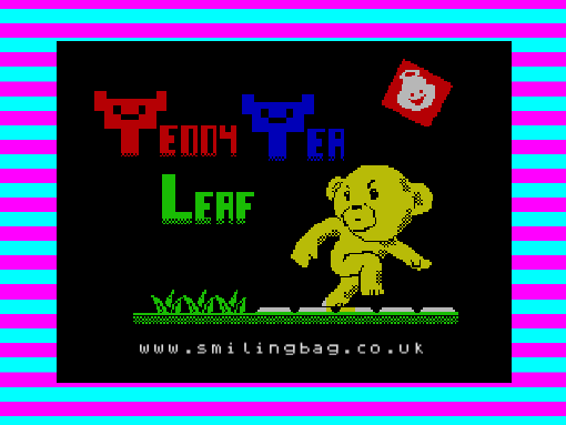 #SpeccyJam game, #TeddyTeaLeaf, is finished. If you fancy playing it - http://t.co/wpnQwilseN #gamedev http://t.co/ywtuMucscL