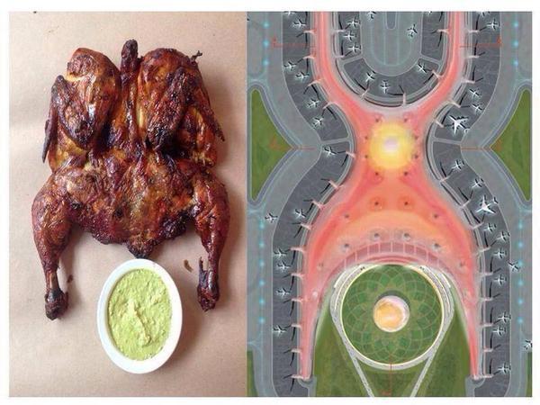 """""""@ReneChampo: Inspiración para el nvo aeropuerto :) http://t.co/TKr2PTqOLR"""""""