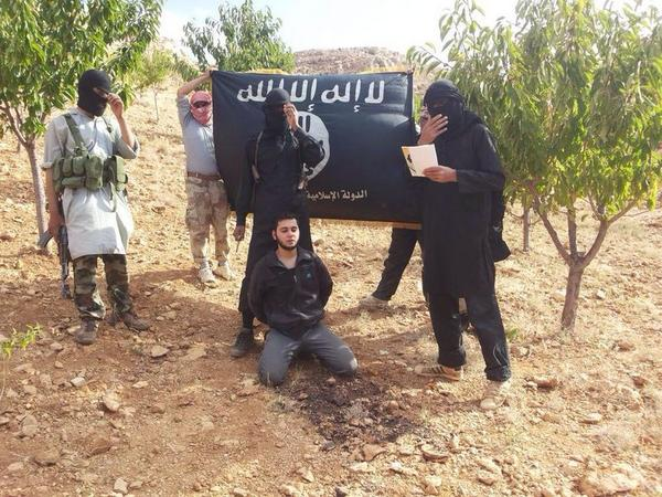 #ISIS just announced the beheading of a second Lebanese soldier, Abbas Medlej from Baalbek http://t.co/YH7LZsINrH