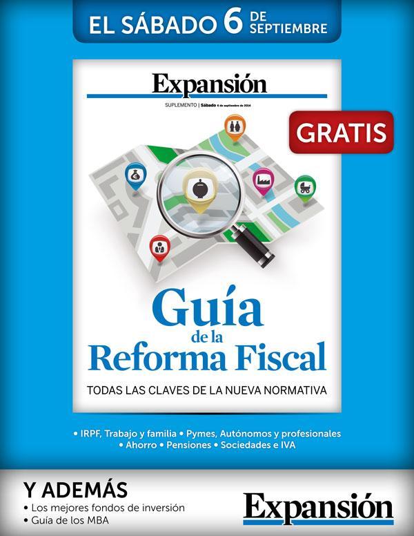 Hoy, gratis con la versión de papel de @expansioncom o en @expansion_orbyt, 'Guía de la reforma fiscal'. http://t.co/xhDv6Zk8Hq