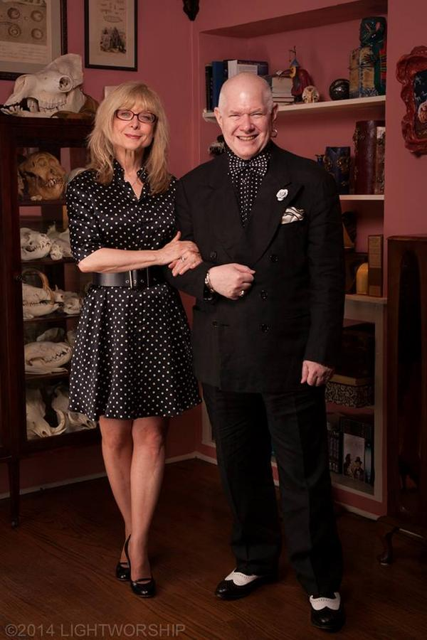 An Evening with @TheMasterOfO  and @ninaland  at @SanctuaryLAX  Sept 18 at 7pm http://t.co/vdLW6hRz8k http://t.co/a2WAVNAVs3