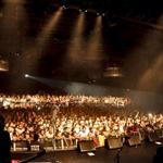 Casa llena en NewYork. Asi se vieron ustedes esta noche! Gracias por toda la energía! http://t.co/0cy4rwptxu