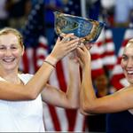 RT @usopen: Congratulations to @katemakarova1 and @EVesnina001, the 2014 women's doubles champions! #usopen