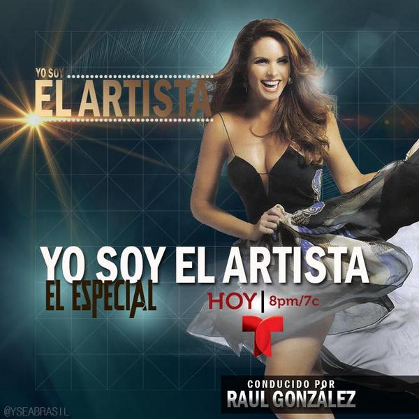 """""""@MisFavoritos64 Especial @ElArtistaTV con @LuceroMexico @Raultvgonzalez @LauraFloresMx las 8pm/7c No te lo pierdas! http://t.co/AOr7IBN92Z"""""""