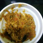 I can eat bharta(of baingan, ie. बैंगन) for breakfast, lunch and dinner. Yes. #Truestory.