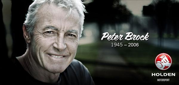 On this day, 8 Sept, we remember the greatest #Holden hero, Peter Brock #KingoftheMountain #PeterPerfect #05 #V8SC http://t.co/tELyzqFuuQ