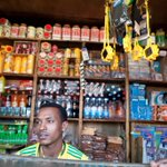 RT @LittleSun: Happy (Little) Sunday! In today's Photo of the Week, a shopkeeper in Addis Ababa, #Ethiopia sells Little Sun light.