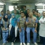 Doctors, Nurses & Paramedics of Gaza. The Heroes. #GazaUnderAttack #PrayForGaza #FreeFreePalestine http://t.co/TTO5tst1fn