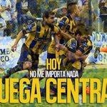 Hoy el día es distinto #hoyjuegacentral! Toda la cobertura de #RosarioCentral vs. #GodoyCruz está en @CARCoficial http://t.co/3aQSO4KHQP
