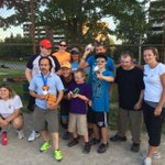 """RT @terra_drohan: 2014 Guelph Special Olympics Baseball team. Truly blessed to be """"coach"""" see you next year team :) http://t.co/nzNrfyH6Pz"""