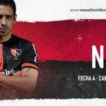 Desde las 17, #AtléticoRafaela - #Newells por la fecha 4, dirige Patricio Loustau #HoyHayQueGanarRojinegro #JuegaNOB http://t.co/z7tDbP2apX