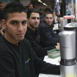 Stupid BDS Victory: 900 Palestinians Out of Work as SodaStream moves W. Bank factory 2 Negev http://t.co/fW8qBqwXo5 http://t.co/u1qEJwj3M1
