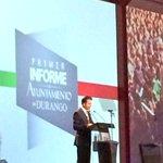 En Durango #ConstruimosLoMejor con @JHerreraCaldera y @EVillegasV con acciones en beneficio p/Dgo. #PR1MERINFORME http://t.co/wC0KMPY56b