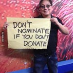 RT @9GAG: For those People doing ALS Ice Bucket Challenge. This man has a message for them. http://t.co/5wSnPbZFyr http://t.co/m9zyRIFJgK