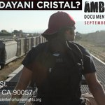 MT @AmbulanteCA: 8/30 In #LosAngeles - CasaLibre hosts screening of Who is @DayaniCristal https://t.co/7CeCy1QxUB http://t.co/EVmG1psGVG