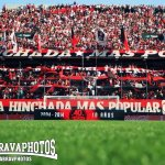 RT @barrabravphotos: La Hinchada Mas Popular [Newells] en el partido con Belgrano http://t.co/Q0T1OAzgHn