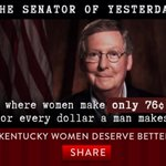 RT @TNTweetersKY: For nearly 30 Yrs @Team_Mitch has espoused a radical anti-women agenda. KY deserves better. #TNTweeters http://t.co/qDLn7BfTxN @UniteBlueKY