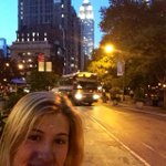 Just roaming the streets... Ending a good day @usopen http://t.co/lU2dFSPe2p