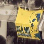 RT @AuriazulcARc: En la cancha vos podes perder, en la cancha vos podes ganar, lo que vos nunca podes hacer es cagarte y abandonar..! http://t.co/AeQBsP87wu