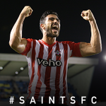 Morning all! #SaintsFC recorded a 2-0 win over @MillwallFC in the #CapitalOneCup last night – http://t.co/cVVYMup6rQ http://t.co/nZut57tYlJ