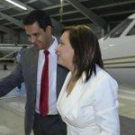 Recibiendo a nuestra dirigente nacional @Cristina_Diaz_S listos para presenciar el #PR1MERINFORME de @EVillegasV http://t.co/lx9NZfUilY