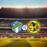 @TheChampions Arranca el partido en la cancha del estadio Cementos Progreso #VamosAzulcremas http://t.co/D8UmfJHBAo
