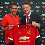"RT @premierleague: ""There is no doubting his immense natural talent"" - Van Gaal on Di Maria: http://t.co/cJXytR9Z7z #mufc http://t.co/TGr5oUURJn"