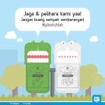 RT @infobdg: Jaga dan Pelihara Kami yaa.. Perkenalkan, Kami Tong Sampah Baru utk Sampah-sampah yang Kamu Buang. #infoBDG http://t.co/pPLlEJYK4b