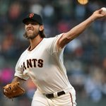 RT @SportsCenter: Six outs to go! Madison Bumgarner is perfect through 7 innings vs Rockies. Giants lead, 2-0. Catch finish #LIVEonSC. http://t.co/TolbLbC4Z0