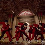 Super Junior provide a peek at their upcoming MV & choreography for MAMACITA with new teaser http://t.co/LkLXzx3YVt http://t.co/SO7n0uMmxW