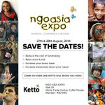 Very excited to be speaking amongst such eminent people at the NGO asia expo today for @ketto http://t.co/I4eO3HFo4m