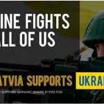 RT @VeikoSpolitis: Glory to #Ukraine! Слава Україні! Героям слава! http://t.co/hYemgboiB4
