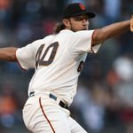 RT @SportsCenter: Madison Bumgarner DOMINATES to lead Giants over Rockies, 3-0. • Bumgarner: 9 IP, 1 H, 13 K • Buster Posey: 2-4, 2 HR http://t.co/cNuZholybc