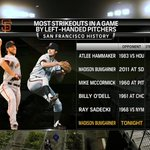 RT @MLBFanCave: Madison Bumgarner put on a show. Stud. http://t.co/2CAVcK1sYC