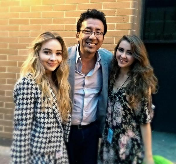 Txs for rocking Edmonton #YEG & blowing the roof off. Love you guys. @SabrinaAnnLynn & Sarah #NeedPanera http://t.co/gm7b6oMBi5