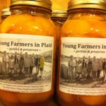 RT @GuelphVillage: NEW Young Farmers in Plaid, canned Peaches #DowntownGuelph check us out on FB http://t.co/HHJoXOZjpd http://t.co/QBygC3W35b