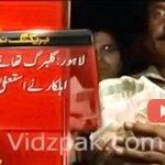 RT @siasatpk: Tabdeeli Aagayi hai - #Lahore gulberg police station driver quits his job & joins #PTI Dharna http://t.co/DIkd1Run9C http://t.co/FCrRm4rYmM