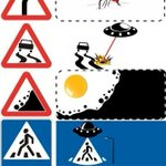 RT @albertocairo: Retweeting just to save MT @rlj1981 Morning. This is genius. Un-cropped road signs: https://t.co/jJen0LA2bU