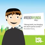 RT @infobdg: Tong hilap Taruwit! Ayeuna teh #ReboNyunda.. Hayu ah urang sami-sami ngamumule Bahasa Sunda :) http://t.co/HLGFyCw90m