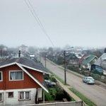 Algo de nubosidad a esta hora en #Osorno 7 grados a las 8:08am... http://t.co/N05RfOasgD
