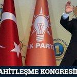 "Davutoğlu, ""Bu bir veda değil, bir ahitleşme kongresidir"" dedi. http://t.co/vRXbzmv0iO http://t.co/w04GCQmZDp"