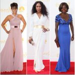 """@necolebitchie: A Few Moments From The Emmys Red Carpet http://t.co/NEqNfDvnqq http://t.co/N8SCzn7cWr"" Halle ???? Angela is such a QUEEN!"