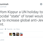 """RT @Yair_Rosenberg: Editor of worlds largest English anti-Israel site doing wonders for the """"anti-Zionism isnt anti-Semitism"""" argument: http://t.co/bMsuTfVdQM"""