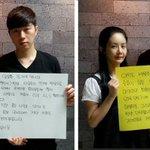 RT @kimhj58: 와우!@newsvop: 배우 김가연과 프로게이머 임요환 부부가 세월호 동조단식에 동참했습니다. http://t.co/x69absqdkn http://t.co/X692uQ0uUg