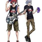 RT @fashionsnap: 【今日放送】ビームスがTVアニメ「幕末Rock」のキャラクターをスタイリング。9月にはコラボTシャツ発売 http://t.co/8Z7qs3A1lm http://t.co/bnjmOulaW8