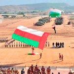 RT @alkaiser_oman: الجيش العماني الـ 69 بين جيوش العالم و 9 عربيا حسب تصنيف موقع globalfirepower أقوى 10 جيوش في العالم #عمان http://t.co/NLXE9KVFeh