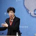 """""""The evidence is overwhelming: climate change endangers human health""""-Dr Chan @WHO http://t.co/uWcGR4LUrv (Leisinger) http://t.co/Jlf44WErt0"""