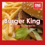 RT @DeliverSouthend: *BURGER KING DELIVERY* Order on 08007723371 or online here... http://t.co/rFiMIyOESs #Southend http://t.co/yBCghLtkM5