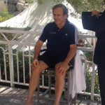 RT @ChampionsLeague: UEFA president Michel Platini has accepted the #IceBucketChallenge from Roberto Baggio! Video to come this afternoon! http://t.co/VrgJ65NyEM